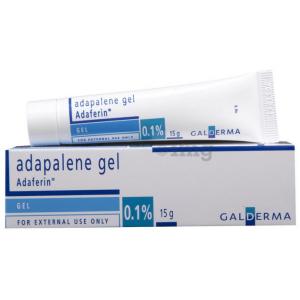 Adaferin Gel 0.1% (15gm)